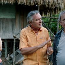 Toxic Jungle: Camila Perissé, Robertino Granados e Andrea Prodan in una scena del film