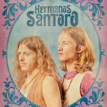 Toxic Jungle: un poster che ritrae i fratelli Santoro
