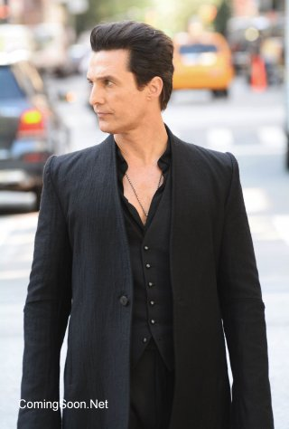 The Dark Tower: ecco Matthew McConaughey nei panni di Randall Flagg