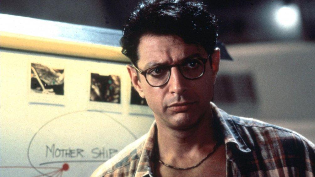 Independence Day: un primo piano di Jeff Goldblum