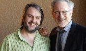 Peter Jackson e Steven Spielberg lavorano a un film, e non è Tintin 2