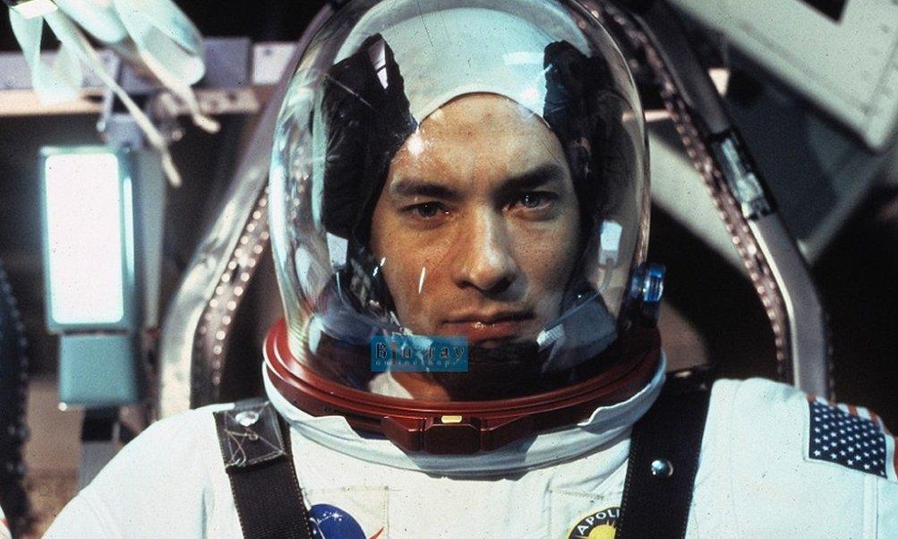 Apollo 13: un primo piano di Tom Hanks