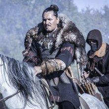 Barbarians: Julian Kostov in un'immagine della serie