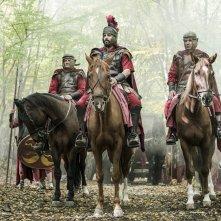 Barbarians: un gruppo di centurioni romani