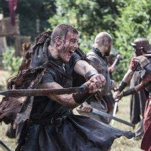 Barbarians: una scena di battaglia