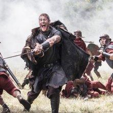 Barbarians: un'immagine di uno scontro