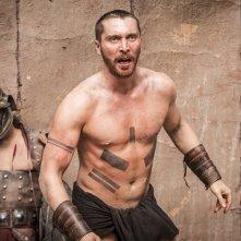 Barbarians: Ben Batt interpreta Spartacus