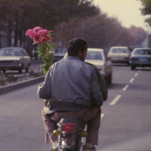 Una scena del film Close Up di Abbas Kiarostami
