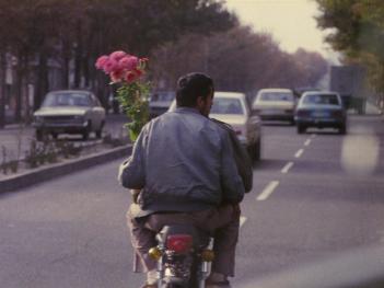 Una scena del film Close Up di Abbas Kiarostami