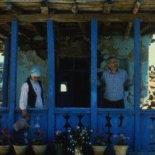 """""""E la vita continua"""" una scena del film di Kiarostami"""