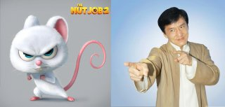 The Nut Job 2: Jackie Chan in versione topo