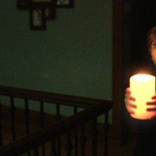 Lights Out - Terrore nel buio: Gabriel Bateman in una scena del film