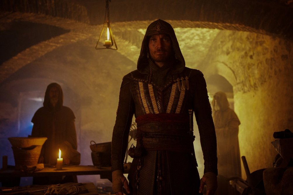 Assassin's Creed: un'immagine del protagonista Michael Fassbender