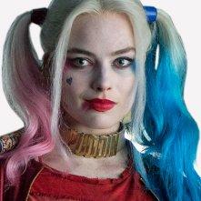 Suicide Squad: Margot Robbie interpreta Harley Quinn