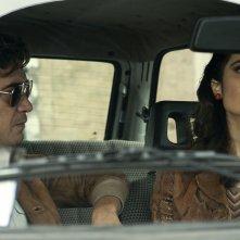 La verità sta in cielo: Riccardo Scamarcio e Greta Scarano in un momento del film