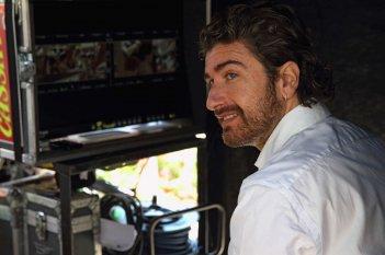 Mister felicità: Alessandro Siani sul set