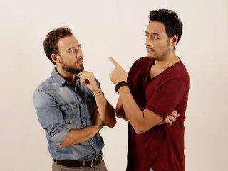 The Jackal - Addio fottuti musi verdi: Francesco Capaldo e Simone Russo in un'immagine promozionale