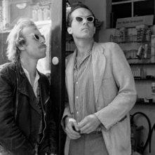 Nel corso del tempo: Rüdiger Vogler e Hanns Zischler in un momento del film