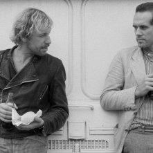 Nel corso del tempo: Rüdiger Vogler e Hanns Zischler in una scena del film