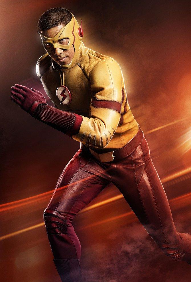 Kid Flash Publicity
