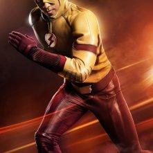The Flash: un'immagine promozionale di Keiynan Lonsdale