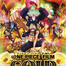Locandina di One Piece Gold - Il film