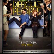 Difficult People: un manifesto della serie