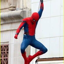 Spider-Man: Homecoming: uno scatto dal set