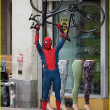 Spider-Man: Homecoming: una foto dal set