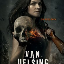 Van Helsing: un poster per la serie
