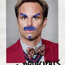 Vice Principals: Walton Goggins in un poster per la prima stagione