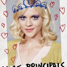 Vice Principals: Georgia King in un poster per la prima stagione