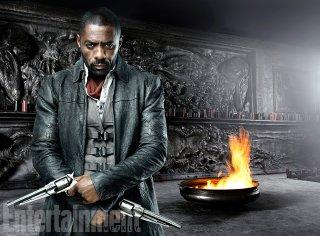 The Dark Tower: Idris Elba in una foto del film