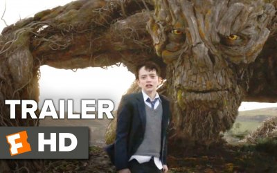 A Monster Calls - Trailer 2