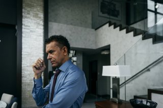 Mr. Robot: Brian Stokes Mitchell interpreta Scott eps2.0_unm4sk.tc