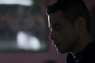 Mr. Robot: un'immagine del protagonista in eps2.0_unm4sk.tc