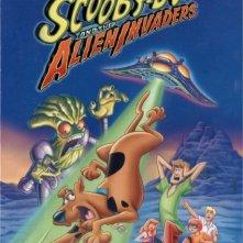 Locandina di Scooby-Doo e gli invasori alieni