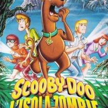 Locandina di Scooby-Doo e l'isola degli zombie