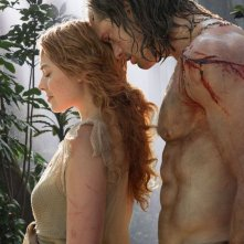 The Legend of Tarzan: Margot Robbie e Alexander Skarsgard