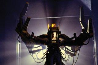 Aliens: Sigourney Weaver