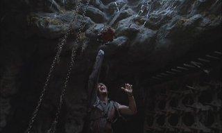 L'armata delle tenebre: un immagine tratta dal film