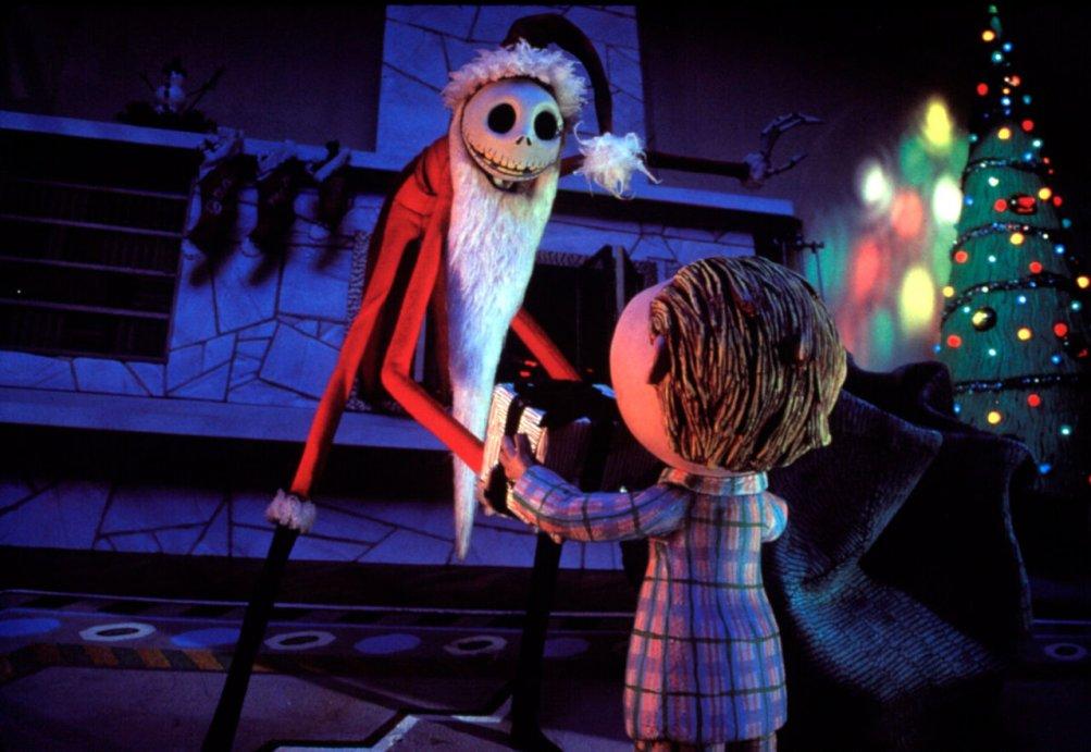 Nightmare Before Christmas: un istante del film
