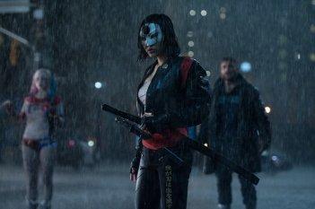 Suicide Squad: Karen Fukuhara nel ruolo di Katana
