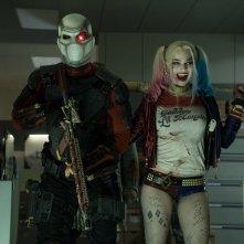 Suicide Squad - Margot Robbie in un momento del film