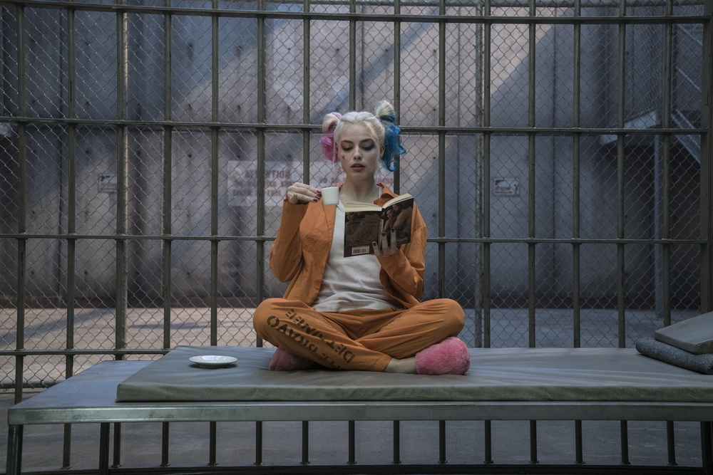 Suicide Squad: una foto di Margot Robbie