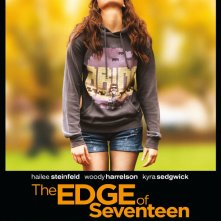 Locandina di The Edge of Seventeen