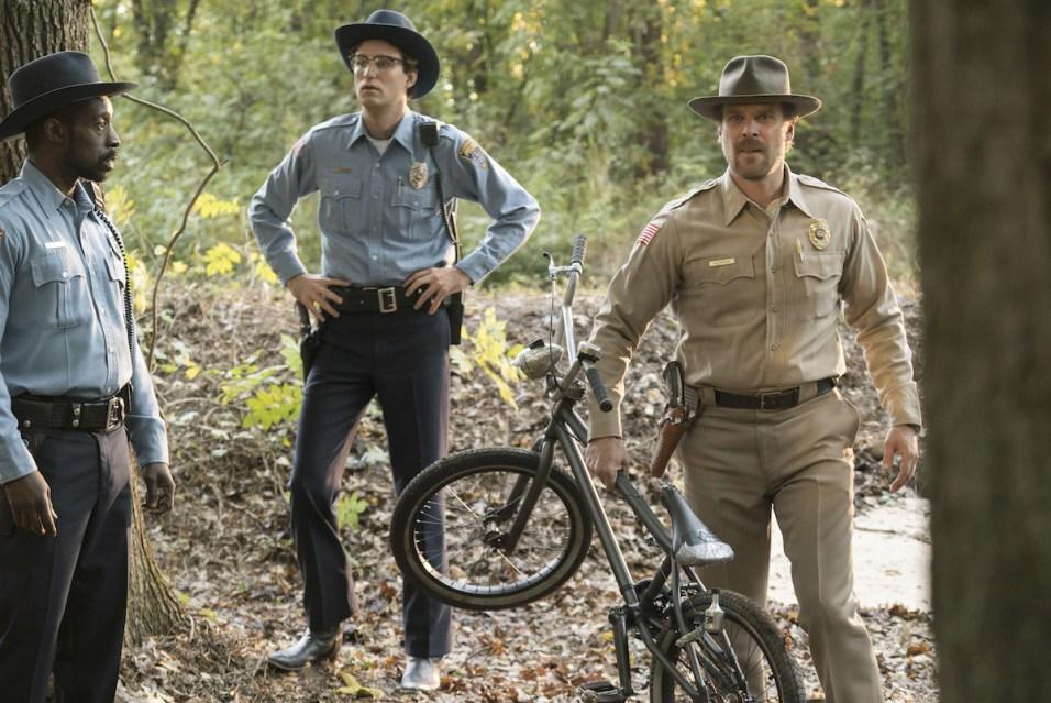 Stranger Things: un'immagine della prima stagione