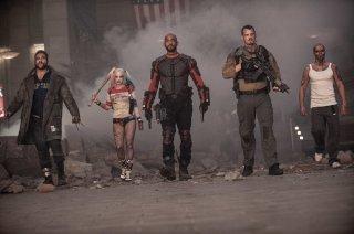 Suicide Squad: una foto dei protagonisti