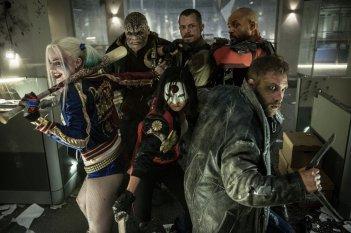 Suicide Squad: una foto del team in azione