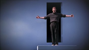The Truman Show: un immagine del celebre film